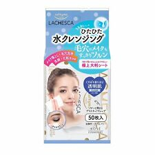 KOSE Softymo Water Cleansing Makeup Remover 50 Sheets Transparency Clear Skin