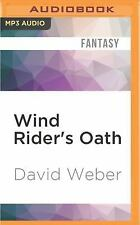 War God: Wind Rider's Oath 3 by David Weber (2016, MP3 CD, Unabridged)