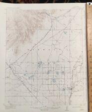 USGS Topographic Map 1917 Data KOEHLER QUADRANGLE, (COLFAX CO.)NEW MEXICO