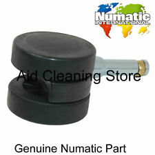 NUMATIC CHARLES CT Replacement Front Castor Wheel Genuine Spare Part 204111 50mm
