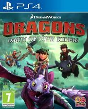 Dragons Dawn of the New Riders PlayStation 4 PS4 Region FREE Game Gift Idea