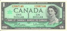 Centennial of Canadian Confederation 1967 $1 One Dollar O/O Prefix GEM UNC