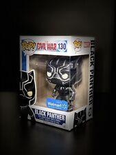 Funko Pop! Marvel Captain America Civil War Black Panther Walmart Exclusive