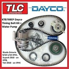 KTB788EP Timing Belt Kit + WP Skoda Octavia CFHC Superb CFFB Yeti CFHC See Desc.