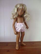 "BJB vintage sasha dolls clothes, Pink knickers pants fit 16"" Sasha girl doll"