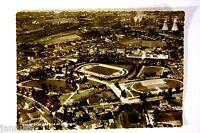 alte Ansichtskarte Postkarte Wanne Eickel Luftbild mit Sportpark Heinrich Koch