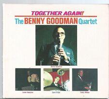 Trio Quartet Quintet/Together Again by Benny Goodman (CD, Mar-2006,...