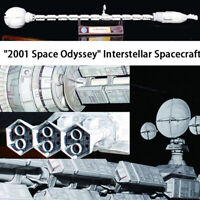 1:48 Film 2001 A Space Odissey USS Discovery XD-1 Spaceship DIY Paper Model K Hs