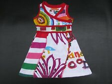 Desigual Girls 4 Multi Color Knit Dress KK1