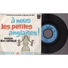 MORT SHUMAN A Nous les Petites Anglaises (film) Sorrow & Botany bay PHILIPS 1976