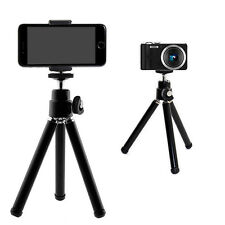 Flexible Tripod Stand Brackets Holder For Small Camera Camcorder Webcam Phone