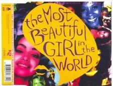 PRINCE The Most Beautiful Girl In The World RARE AUSTRALIAN CD Single