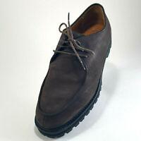 $89 Cole Haan Men's Size 10 Lace-Up Brown Memory Flex Comfort Oxford Vibram Sole