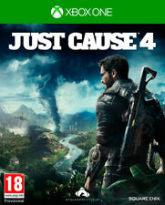 Just Cause 4 (Microsoft Xbox One, 2018)