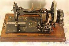*FRISTER & ROSSMANN*HAND CRANK SEWING MACHINE*1891-1892