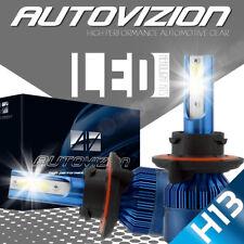 AUTOVIZION LED Headlight kit H13 9008 White for 2008-2010 Dodge Grand Caravan