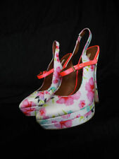 """River Island Textile Very High (greater than 4.5\) Women's Heels"""""""