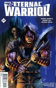 Wrath Of The Eternal Warrior #14A VF/NM; Valiant | save on shipping - details in
