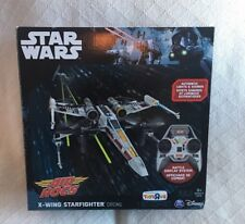 NEW Air Hogs Star Wars X-Wing Starfighter Drone 2.4 GHz Remote Control 4 Channel