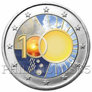 BELGIO 2013 - 2 EURO COMMEMORATIVO A COLORI