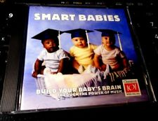 Smart Babies (CD, Sony) Build Your Baby's Brain Through The Power Of Classical