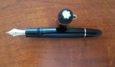 Montblanc Meisterstuck 149  Japanese EF fountain pen