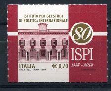 Italia 2014 istituto degli studi di Politica Internazionale MNH