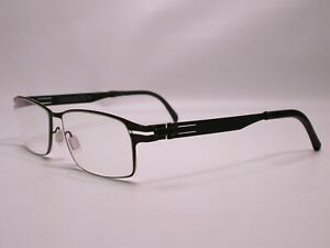 Ovvo Black Light Weight Frames Eyeglasses Hand Made in Europe 2857