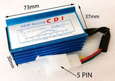 CDI08 UNRESTRICTED 5 PIN RACE CDI UNIT FOR DIRT / PIT QUAD BIKES 50CC - 110CC