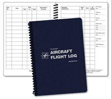 ASA Aircraft Flight Log - Softcover Airplane Logbook - ASA-SP-FLT-2