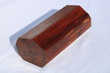 Snakewood Cue Log Bowl Knife Guitar Luthier Exotic Tone Board Wood Lumber Blank