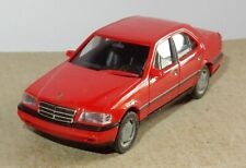 HERPA HO 1/87 MERCEDES-BENZ C-KLASSE C 220 ROUGE NO BOX