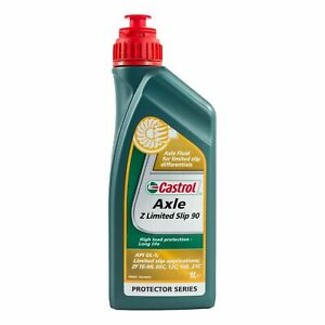 Castrol 1L Of Axle Z SAE 90 LSD/Limited Slip Differential GL5 Road Car Gear Oil