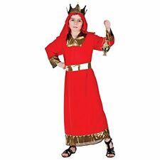 Red Wise Man (Balthazar) - Kids Costume 5 - 7 years