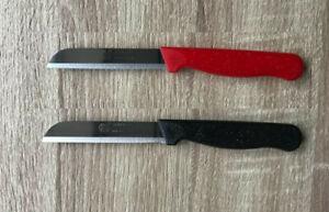 SOLINGEN STEAK KNIFE GERMAN STAINLESS STEEL SHARP SERRATED FRUIT VEGETABLE CHEF
