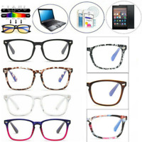Computer Gaming Glasses Anti Blue Light Blocking Eyeglasses Reading Eyewear JK