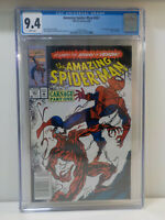AMAZING SPIDER-MAN #361 KEY 1st APPEARANCE CARNAGE RARE NEWSTAND EDITION CGC 9.4