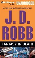 In Death: Fantasy in Death 30 by J. D. Robb (2012, CD, Unabridged)