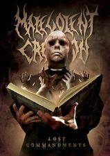 "Malevolent Creation ""Lost Commandments"" DVD [Legendary Florida Death Metal]"