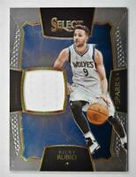 2015-16 Select Sparks Jerseys #24 Ricky Rubio Jersey /99 - NM-MT