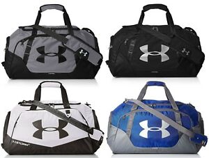Under Armour UA Undeniable 3.0 Duffle Bag Gym All Sport Bags NEW