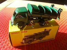 FORD CAMION BENNE A ORDURES  DINKY TOYS ATLAS 1/43 25R