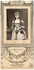 Lemercier, Paris, actrice, Théâtre-Historique, Laurence Gerard Vintage Print, vi