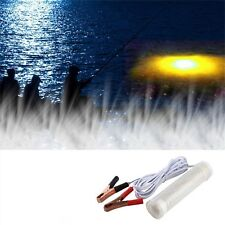 Underwater Fishing Light 104 Pcs LED Submersible Tackle Night Lamp For Boat Dock