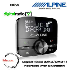 Alpine EZi-DAB-BT Digital Radio (DAB/DAB+) Interface Bluetootth Interface Kit