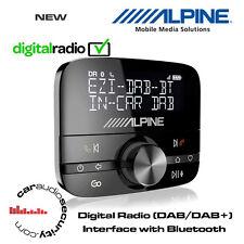 Alpine ezi-dab-bt radio numérique (dab/dab +) interface bluetootth interface kit