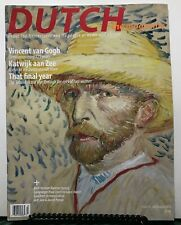 Dutch Magazine Vincent Van Gogh Katwijk July/August 2015 FREE SHIPPING JB