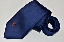 Men's Chanel Paris  Blue  Silk Neck Tie made in Italy