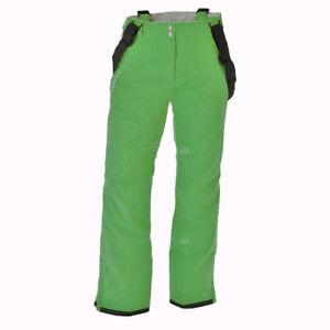 Mens SHORT LEG FAIRWAY GREEN Dare2b CERTIFY II Stretch Ski Salopettes Pants