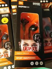JBL Yurbuds Inspire or Focus 100 quality earphones headphones NEW SEALED sports